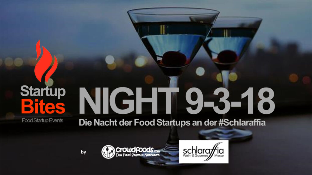 Startup Bites Night 03/2018