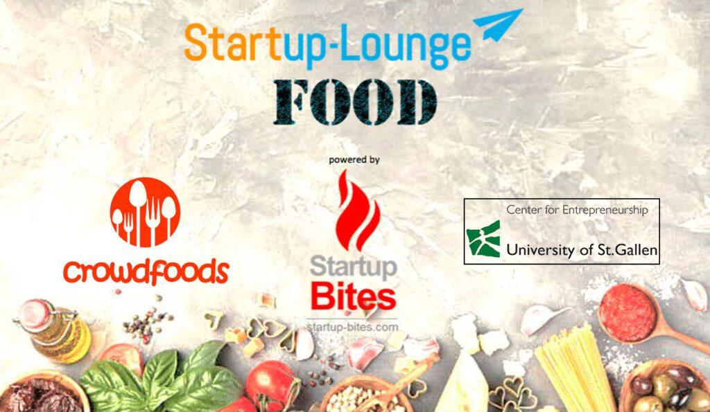 Startup Lounge Food St. Gallen 2018