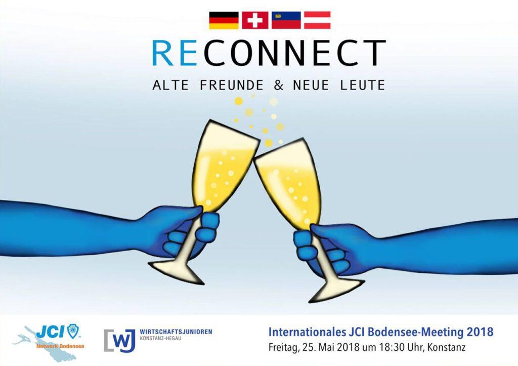 Internationales JCI Bodensee Meeting 2018
