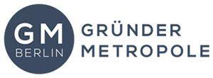 Logo Gründermetropole Berlin