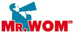 Logo Mr.WOM
