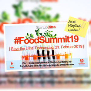 Kombiticket #FoodSummit19