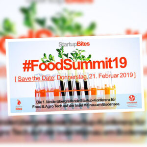 Ticket #FoodSummit19