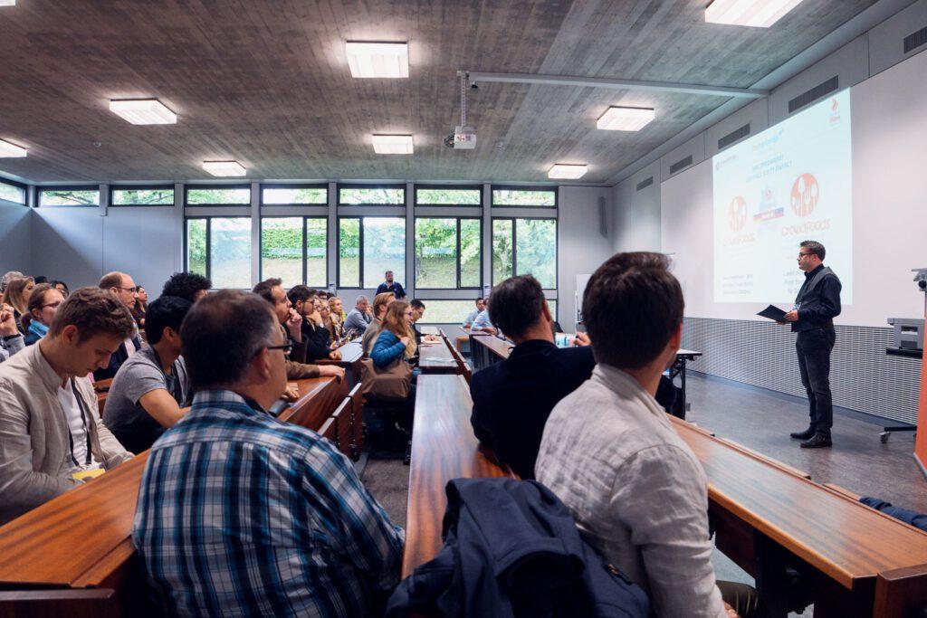 StartupBites-Konferenz