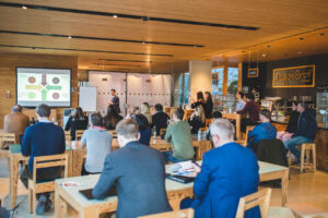 Food Startup Camp mit Praxis-Sessions am Nachmittag