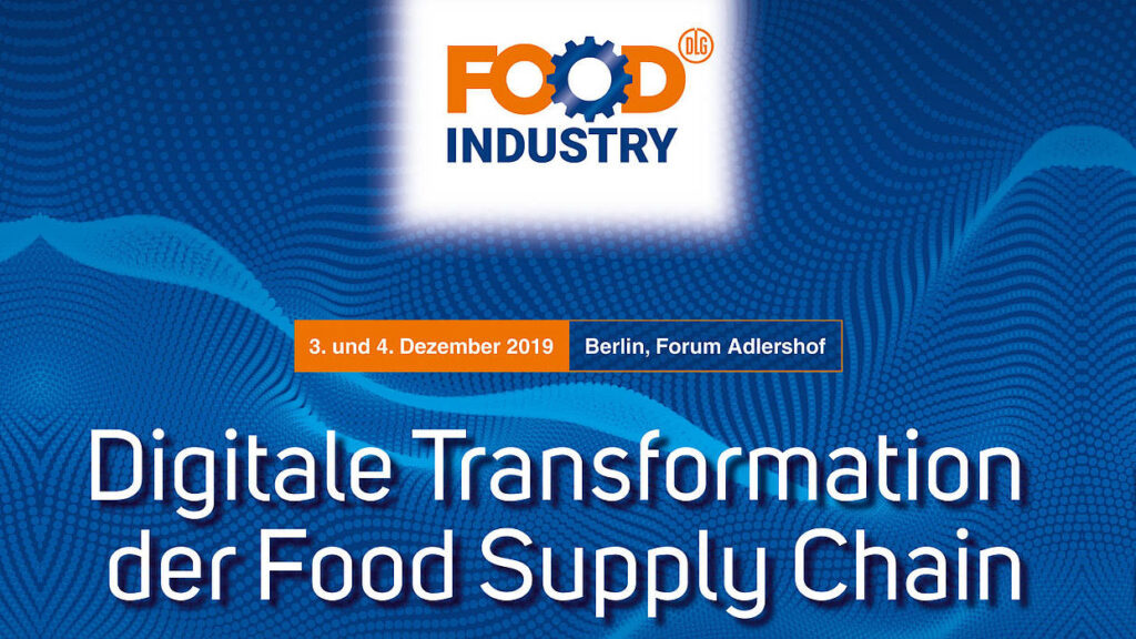 DLG Food Industrie Conference & Exhibition 2019
