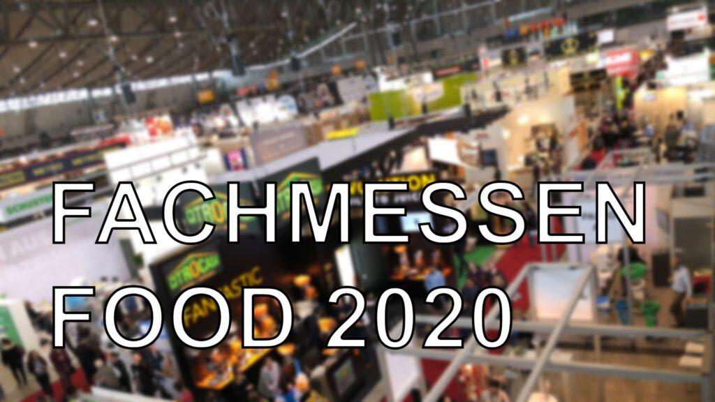 Fachmessen Food 2020