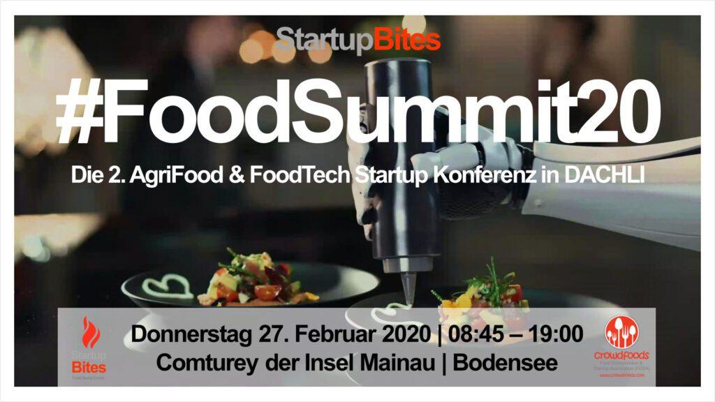 #FoodSummit20 PR1