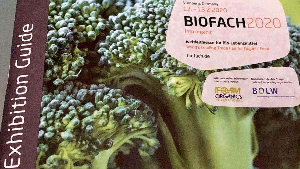 Exhibition Guide BIOFACH 2020